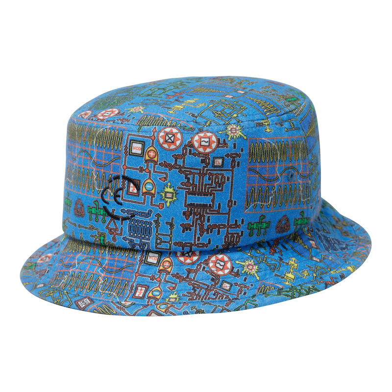 C.E/CAVEMPT MODULE BUCKET HAT