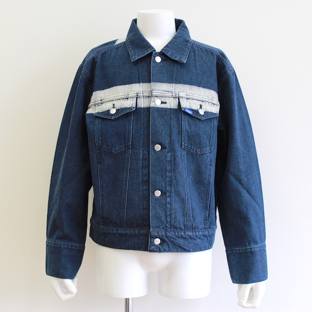 KUDOS LINED DENIM BLOUSON