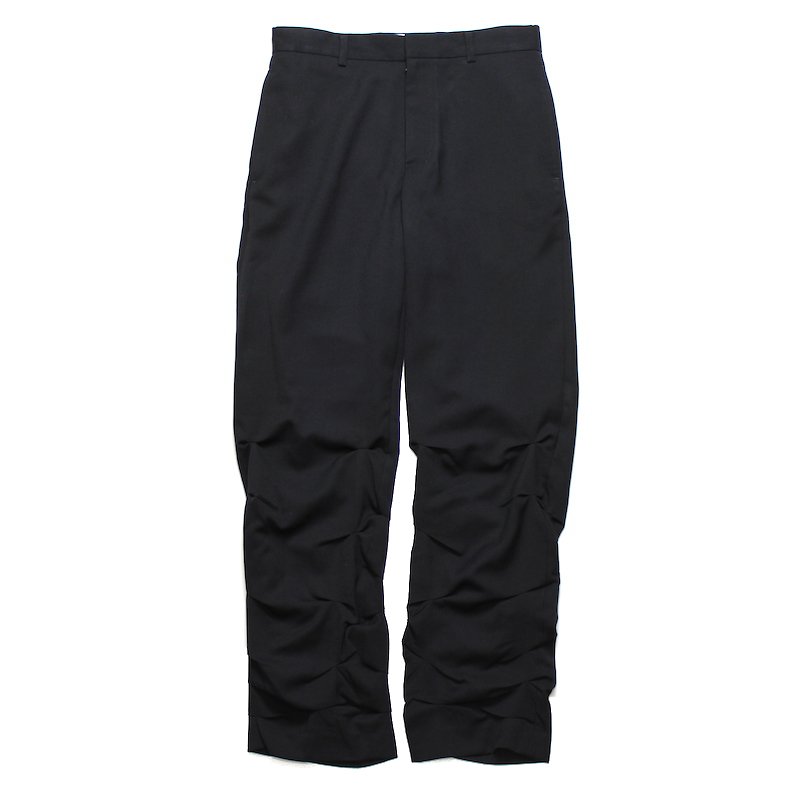 KUDOS TAK TAK TROUSERS BLACK