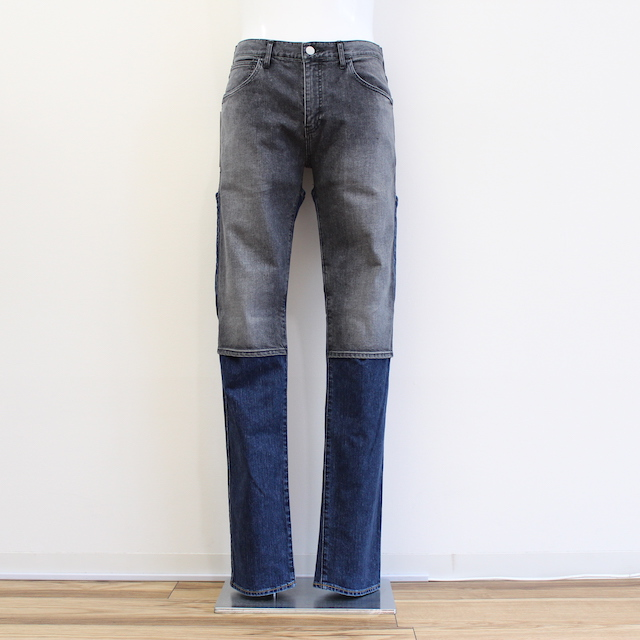 JIEDA 2WAY DENIM PANTS (USED)