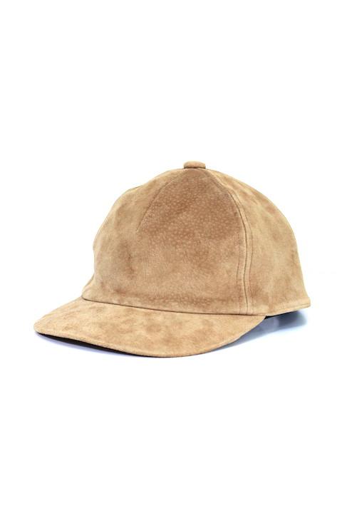 KAIKO HA-001 PIG SUEDE CAP 2カラー