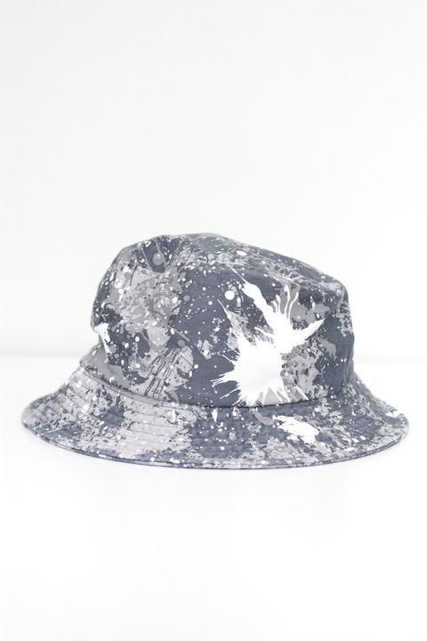NEONSIGN 980 SPLASH CAMO BUCKET HAT