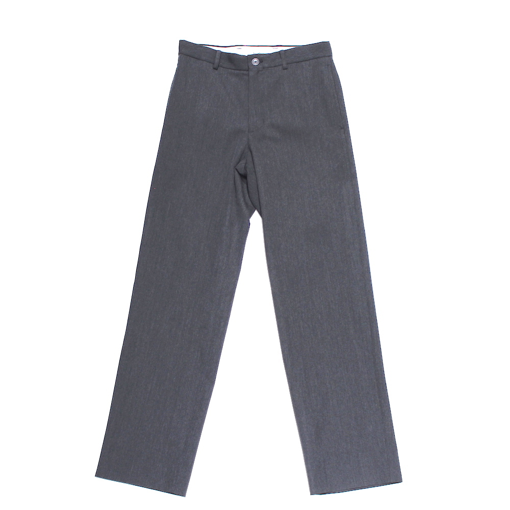 KUDOS BLUE PRINT TROUSERS CHACOAL