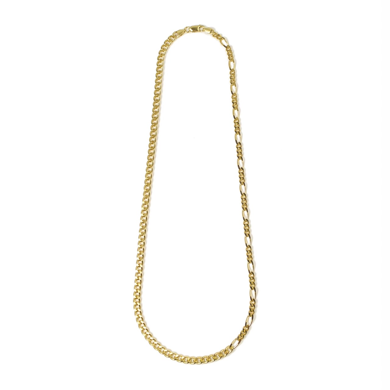 EPHEMERAL SWITCHING CHAIN NECKLACE (GOLD)