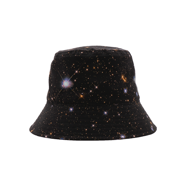 NEONSIGN COSMO MILKY COTTONTWILL BUCKET HAT