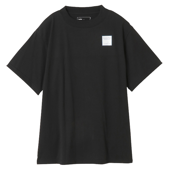 KUDOS SANITARY T-SHIRT BLACK