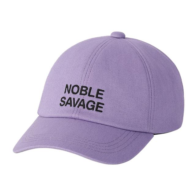 "JOHNLAWRENCESULLIVAN EMBROIDERY CAP ""NOBLE SAVAGE"""