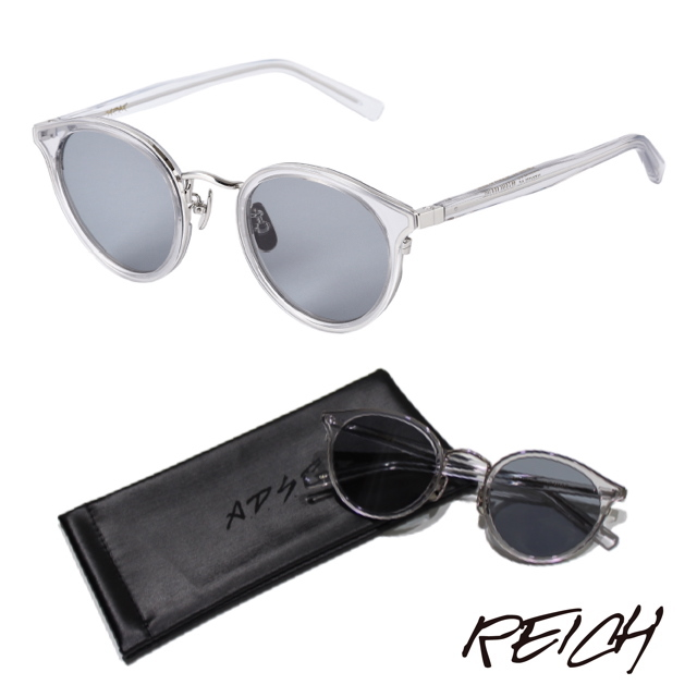 A.D.S.R REICH 06 CLEAR GRAY/SILVER (GRAY)