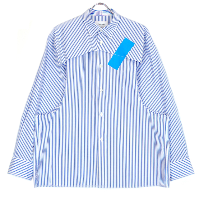 KUDOS WINDOW SHIRT STRIPE A