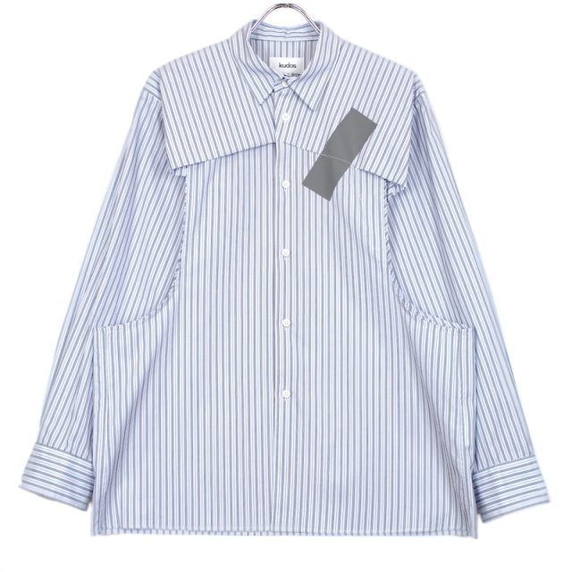 KUDOS WINDOW SHIRT STRIPE B