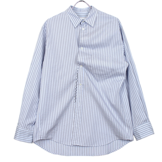 KUDOS TWISTED SHIRT STRIPE B