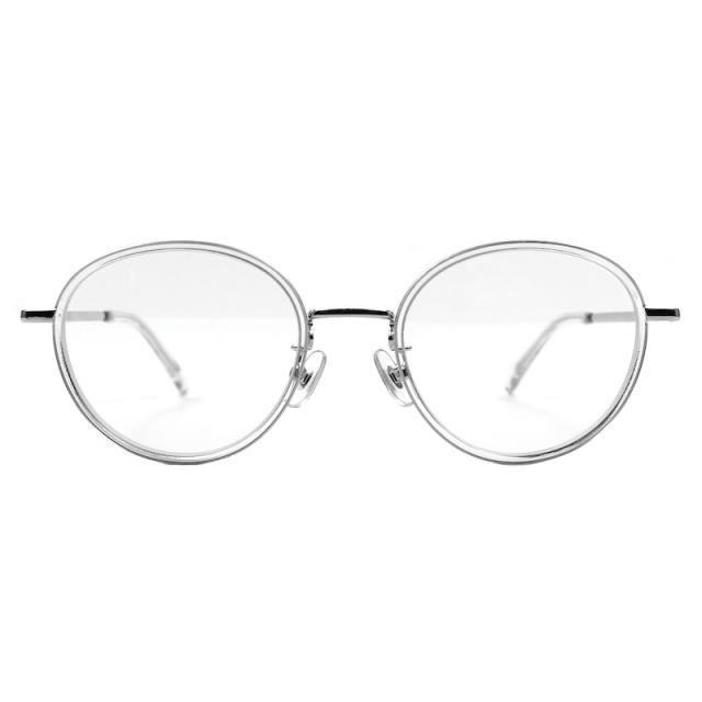 YSTRDY's TMRRW × 金子眼鏡 GROWN UP SUNGLASSES CLEAR