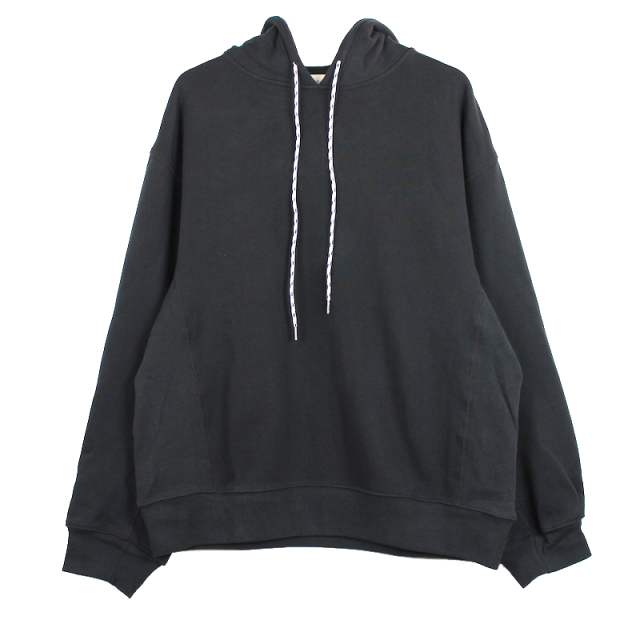 "JIEDA HOODIE ""FRUIT OF THE ROOM"" BLACK"