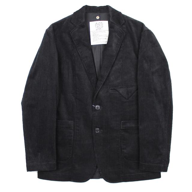 elephant TRIBAL fabrics INSIDE POCKET JACKET BLACK