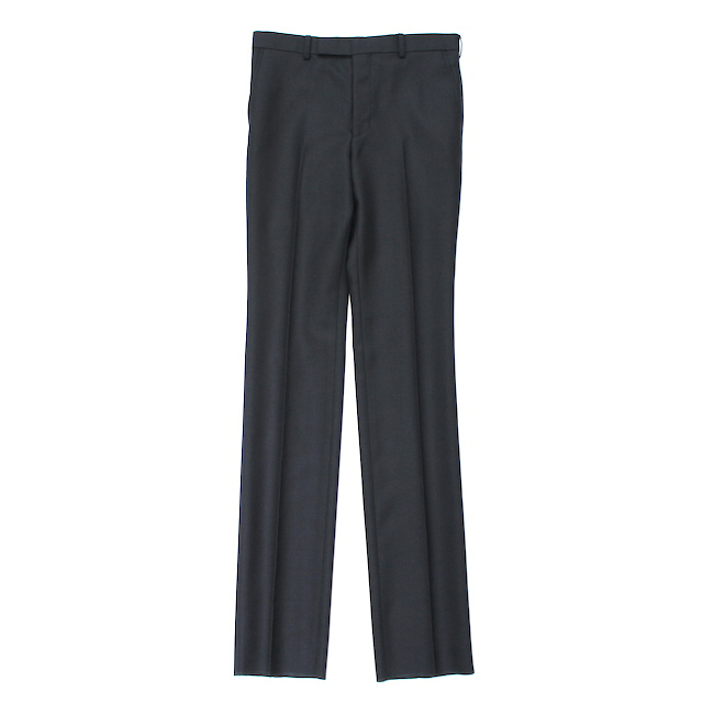 JOHNLAWRENCESULLIVAN STRAIGHT TROUSERS GREY