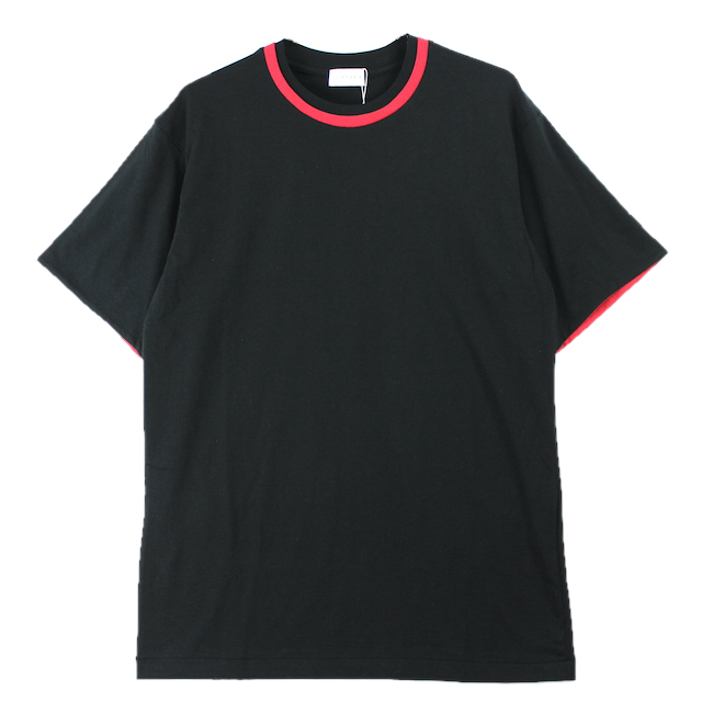 LITTLEBIG LAYERED TS BLACK/RED
