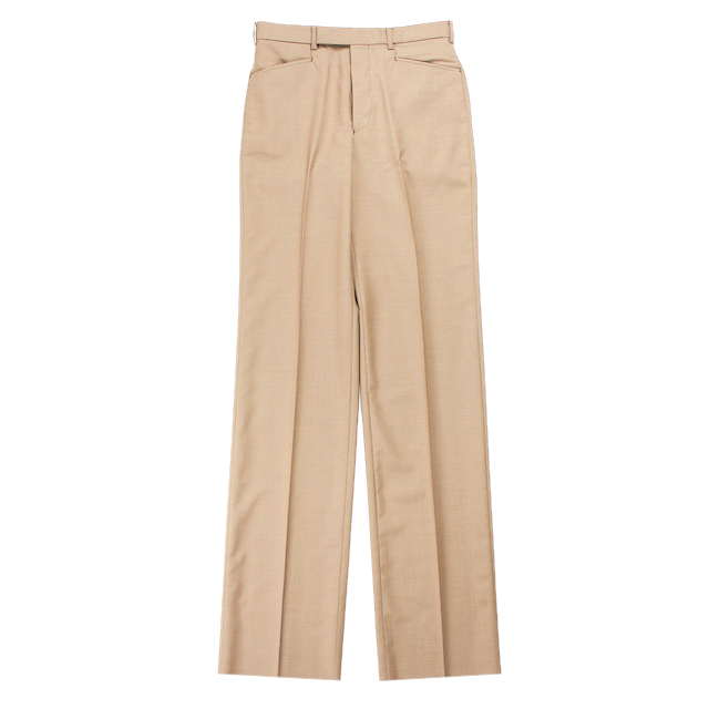 LITTLEBIG STRAIGHT TROUSERS CAMEL