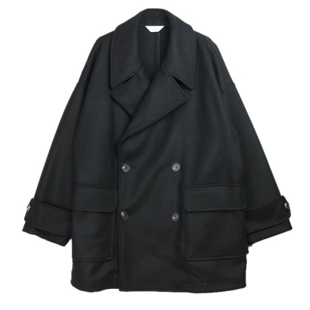 JIEDA OVER P COAT BLACK