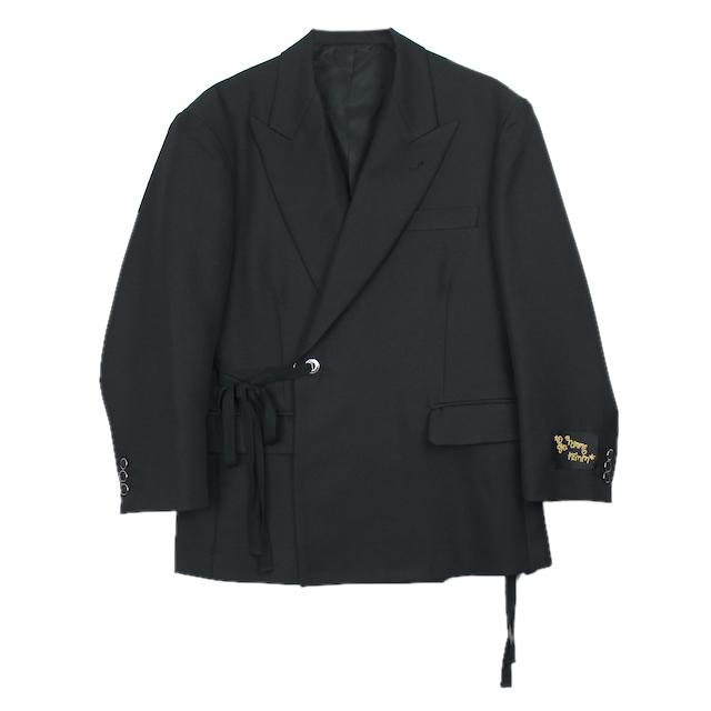 SYU.HOMME/FEMM A GENDER JKT BLACK