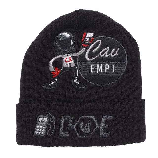 C.E/CAV EMPT CES14G06 CHARGE KNIT CAP