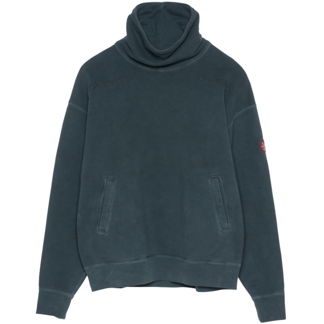 C.E/CAVEMPT FOREST STAND COLLAR SWEAT