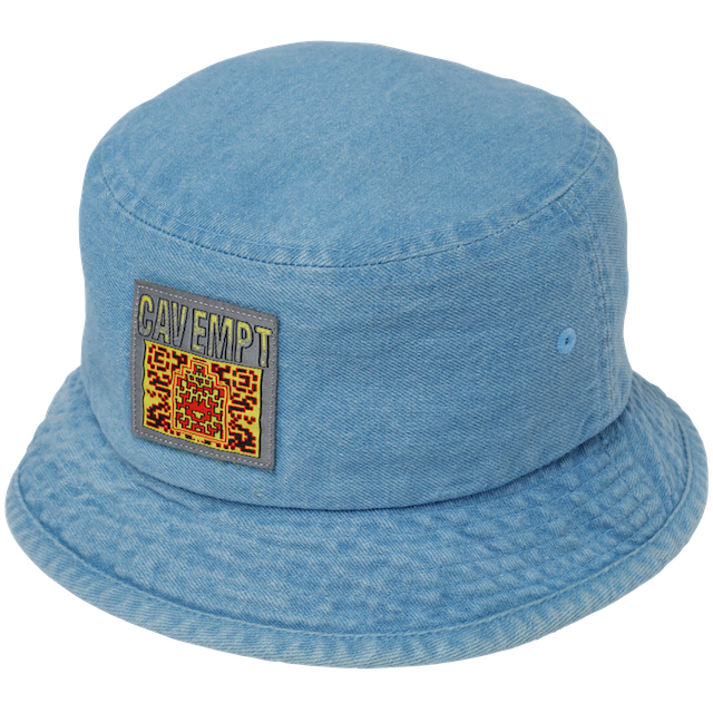C.E/CAVEMPT DENIM BUCKET HAT