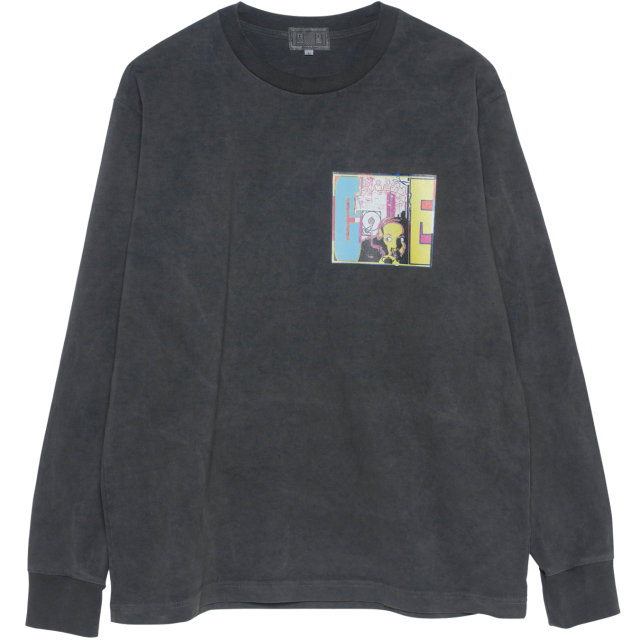 C.E/CAVEMPT MD THINKtank LONG SLEEVE T