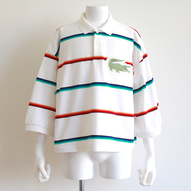 doublet 3D PATCH OVERSIZED POLO SHIRT