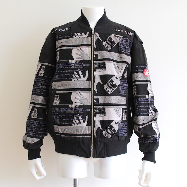 C.E/CAV EMPT DRUDGERY ZIP JACKET