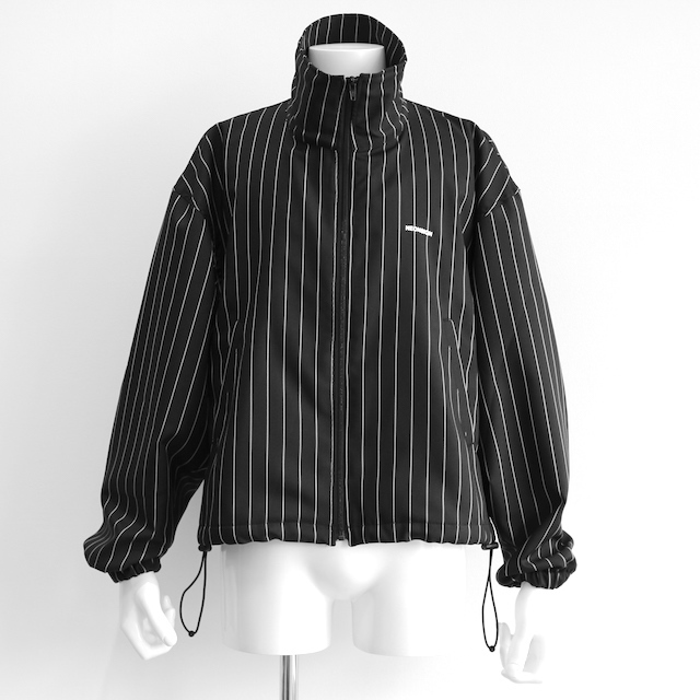 "NEONSIGN TRUCK JACKET ""CHALK STRIPE"""