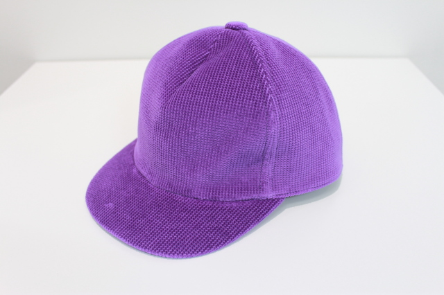 50%OFF NEONSIGN/ネオンサイン HIPSTER CAP PURPLE