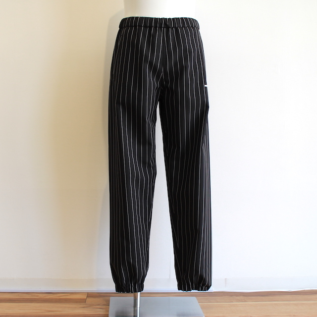 "NEONSIGN TRUCK PANTS ""CHALK STRIPE"""