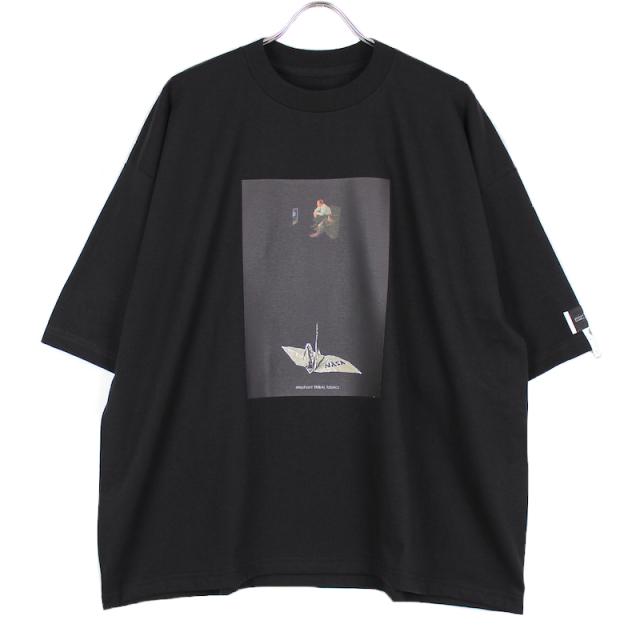 elephant TRIBAL fabrics FAT-T/004 BLACK