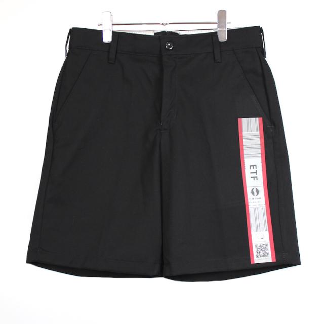 elephant TRIBAL fabrics LEAVE BAGGAGE PT BLACK