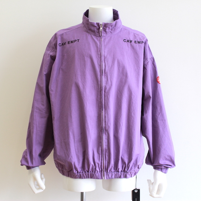 C.E/CAV EMPT FOGGY ZIP JACKET
