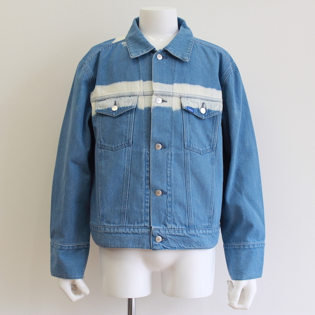 KUDOS LINED DENIM BLOUSON 2カラー