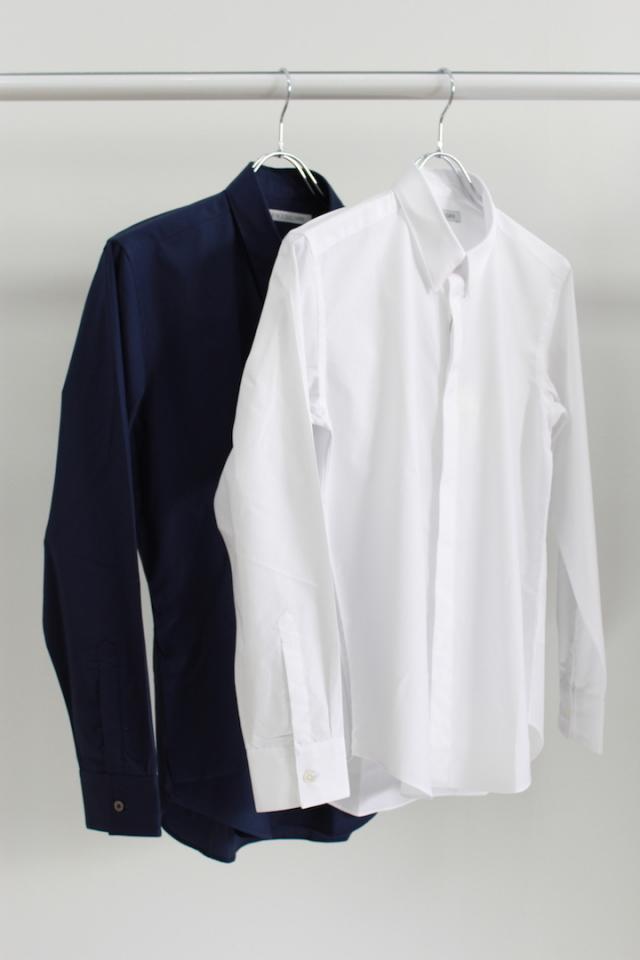 JOHNLAWRENCESULLIVAN 定番 JLS-03-03 DRESS SHIRT
