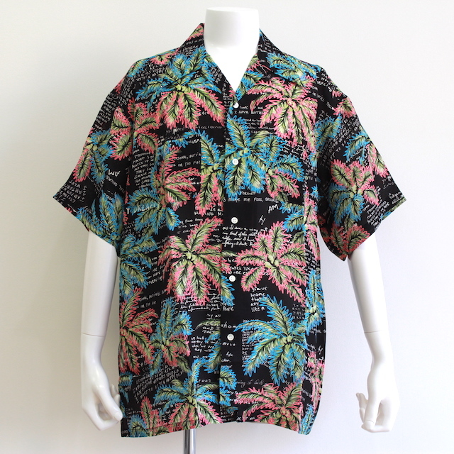 NEONSIGN GOODLUCK HAWAIIAN SHIRT