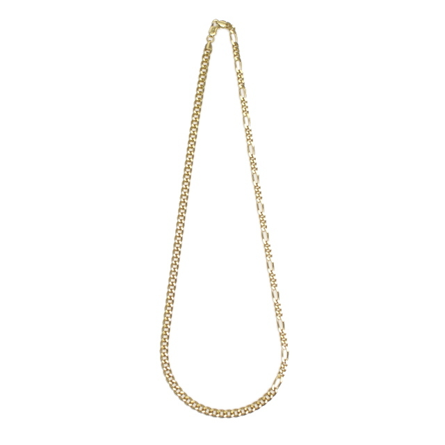 SWITCHING CHAIN NECKLACE (GOLD)