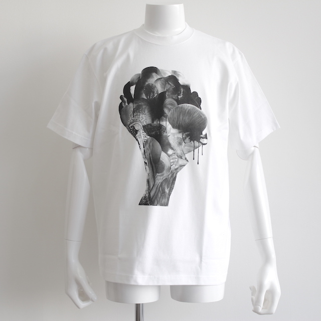 JOHNLAWRENCESULLIVAN COLLAGE PRINTED TEE 2カラー