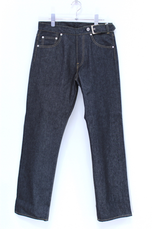 "60%OFF NEONSIGN/ネオンサイン SIDE ADJUSTER DENIM ""RIGID"" 699"