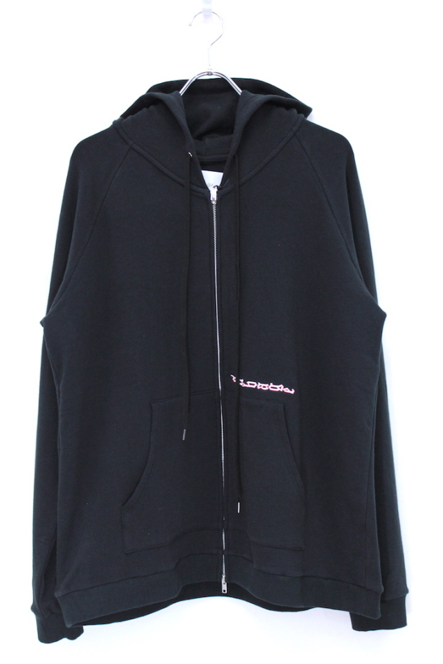 50%OFF SUB-AGE/サベージ ZIP UP HOODIE 17AW-SASW-01