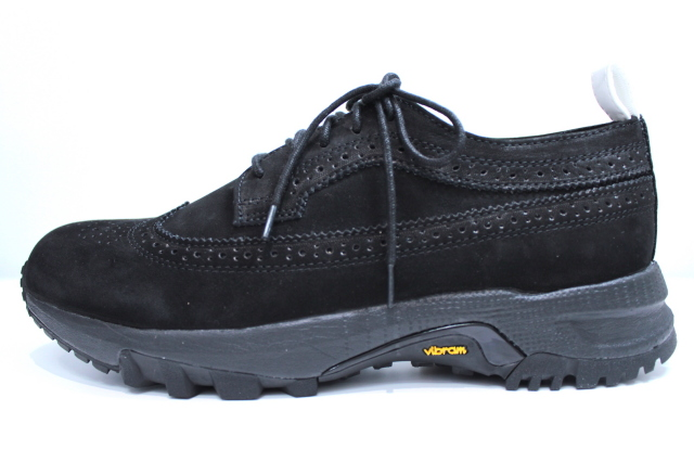40%OFF ORPHIC/オルフィック HELLION PREMO BLACK SUEDE OR-HLP01B17