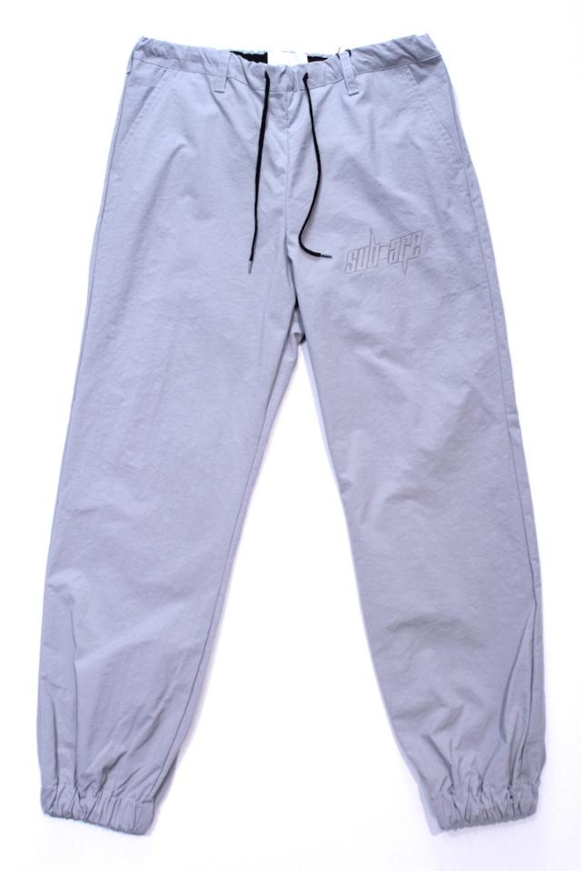 SUB-AGE/サベージ  NYLON PANTS 18SS-SAPT-06