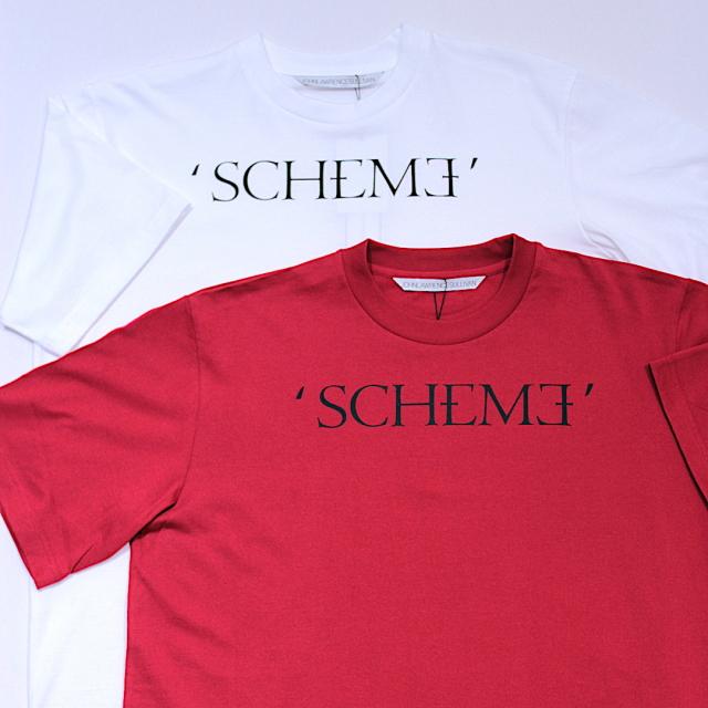 """JOHN LAWRENCE SULLIVAN/ジョンローレンスサリバン Tシャツ """"SCHEME""""5A014-0318-43"""