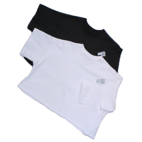 R.M GANG/アールエムギャング OVER SIZED SHORT T-SHIRT S/S T-003