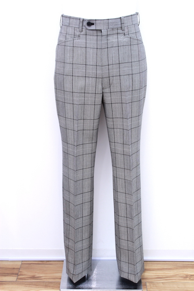 JOHNLAWRENCESULLIVAN 2A006-0118-62 GLENCHECK TROUSERS