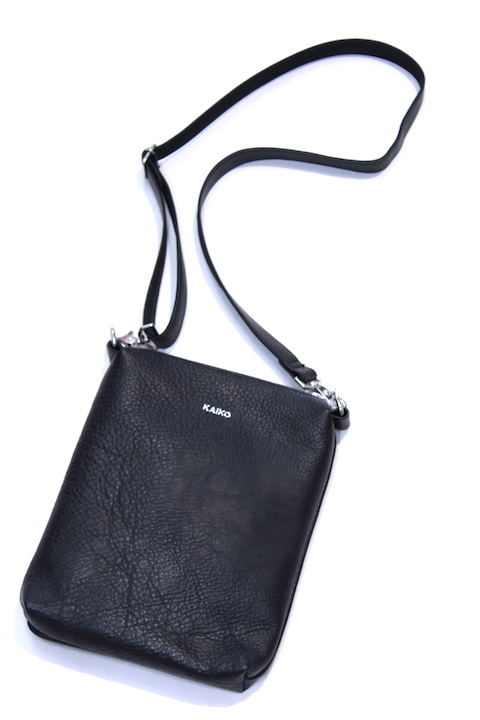 再入荷 KAIKO BA-001 LEATHER SHOULDER BAG