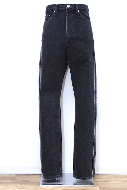 JOHNLAWRENCESULLIVAN 2A010-0318-26 HIGH WAIST DENIM PANTS 2カラー