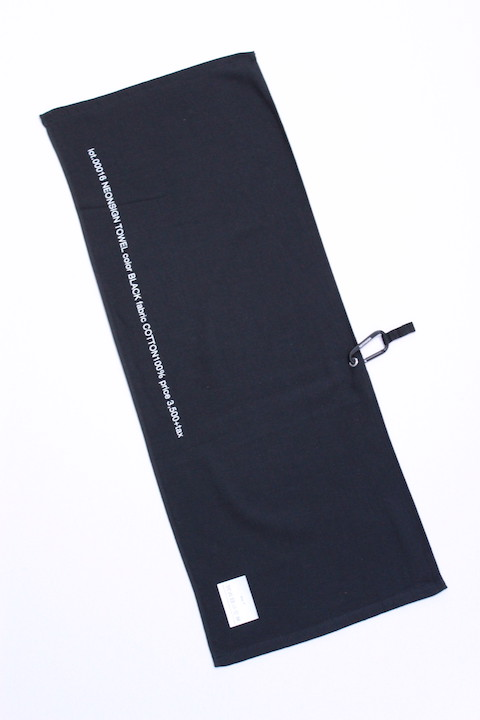 NEONSIGN lot.00016 TOWEL 2カラー